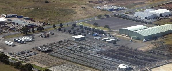 Warrnambool yards